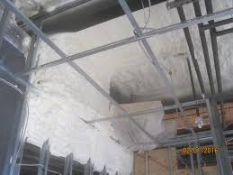 Insulating Cathedral Ceilings With Spray Foam by Spray Foam Insulation Projects Western Mass And Beyond Foam