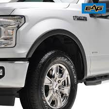 EAG OE Style Fender Flares For 15-17 Ford F-150 (4PCS) - Textured ... 092014 F150 Barricade Premium Molded Fender Flares Excluding 0914 Ford Platinum Crew Cab 55 Bed With Flare Groove Generic Body Side Molding Trim 0408 Supercab Short Eag 1517 4pcs Textured Satin Black Oe Bushwacker Overview Aucustscom Youtube 2009 2015 Pocket Rivet For 2014 Accsories 42008 Riveted By Rough Country 72018 F250 Style Color Flares Need Truck Enthusiasts Forums Extafender 19932011 Ranger Front And 082010 F350 Frontrear Kit Cover For