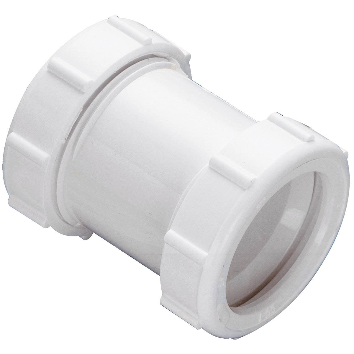 Do it Plastic Straight Slip-joint Extension Coupling