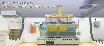 nettoyage hotte de cuisine installation de hottes de cuisines de restaurant