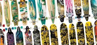 Blank Skateboard Decks 80 by News Inlinex