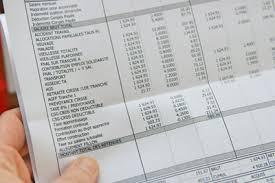 décryptage la rubrique congés d un bulletin de paie droit du
