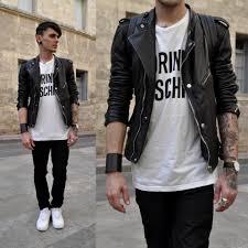 sebastien lopez the kooples veste moschino t shirt levi u0027s