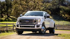 100 Super Duty Truck Refreshed 2020 Ford Stakes Its Mighty Claim In Todays