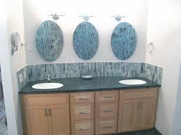 Extendable Bathroom Mirror Walmart by 15 Photos Triple Oval Wall Mirror Mirror Ideas
