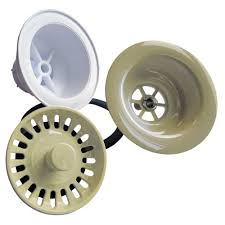 kohler sink strainer brushed nickel ideas best water installation material ideas with basket strainer