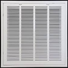 Drop Ceiling Air Vents by Drop Ceiling Hvac Supply Grille For T Bar Lay In 3 Coned 24