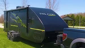 100 Modern Travel Trailer Falcon Lite RV New Paris Indiana