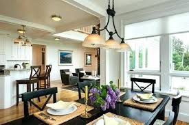 Flush Mount Dining Room Lighting Light Fixtures