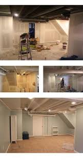 Using A Paint Sprayer For Ceilings by 15 Tips Painting Exposed Basement Ceiling Http Www Stowandtellu