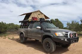 100 Pickup Truck Sleeper Cab Dualpersonality Expedition Pickup Equipped For Adventures