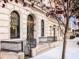100 Park Avenue Townhouse Mansion House Elegance 5th Ave Central Fully Staffed