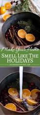 Which Christmas Tree Smells The Best Uk by Homemade Holidays Let U0027s Make The House Smell Like Christmas