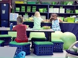 7 Outstanding K–8 Flexible Classrooms   Edutopia Debbieyoung2nd On Twitter Our Classroom Student Of The Week One What Would Google Do Newport Teacher Revamps Seating With Fxible Seating Nita Times Peace Out Handpainted Teacher Reading Rocking Chair Etsy 3700 Series Cantilever Chairs Schoolsin Buy Postura Plus Classroom Tts Options For Students Who Struggle Sitting Still Sensory Chair A Sensory For Austic Children Titan Navy Stack 18in Student 5 Real Things To Do When Is Failing Tame Desk Replaced By Ikea Couches Beanbags And