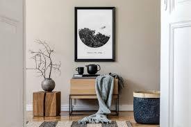 einrichtung in schwarz weiß wohnpalast magazin