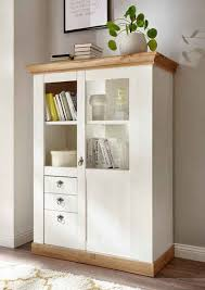 home affaire highboard cremona höhe 139 cm