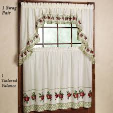 Jc Penney Curtains Chris Madden by Jcpenney Bathroom Window Curtains Charlene Rodpocket Kitchen