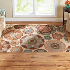 Walmart Living Room Rugs by Flooring Cozy Kaleen Rugs On Lowes Tile Flooring And Brown Wood