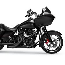 Vance And Hines Dresser Duals Black by Magnaflow Pro Dual Exhaust Headers For 2017 Harley Touring Black
