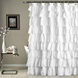 Lush Decor Belle Curtains by Amazon Com Lush Decor Belle Valance 18 X 84 Inches White Home