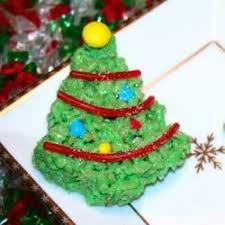 Rice Krispie Christmas Tree Ornaments by Kellogg U0027s R Rice Krispies Treats R Christmas Trees Photos