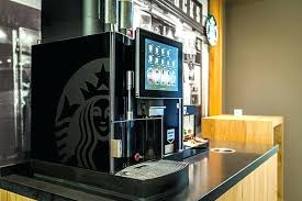 Starbucks Coffee Maker Machine For Office Use Price
