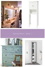 hemnes mirror white ikea badezimmer ikea hemnes hemnes
