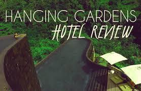 100 Hanging Garden Hotel S Ubud Bali Review By Travellers Bazaar