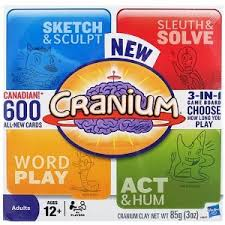 Cranium Games For Kids