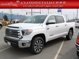 100 Where Are Toyota Trucks Made Are Toyota Tundras New New 2018 Toyota Tundra Limited