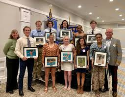 100 Andy Rodgers CHS Athletes Honored By The Coronado Rotary Coronado Times