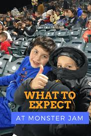 Family Guide For Monster Jam - What Can I Expect?