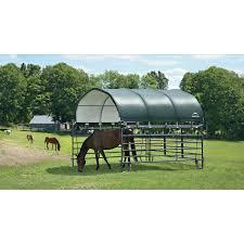 Shelterlogic Shed In A Box 6x6 by Shelterlogic Corral 12 X 12 Ft Shelter Hayneedle