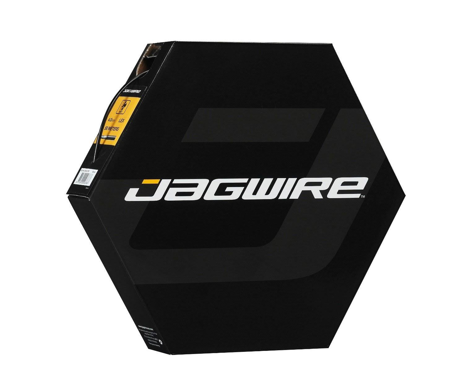 Jagwire Basics Derailleur Housing File Box - Black