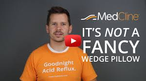Bed Wedge Acid Reflux by What Medcline Is Not Medcline