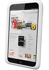 Amazon Barnes & Noble NOOK HD Tablet 16GB Snow BNTV400 16GB