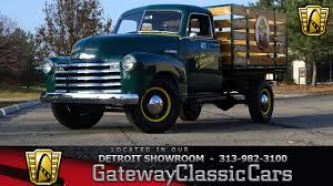 100 1947 Chevrolet Truck Pickup For Sale AllCollectorCarscom