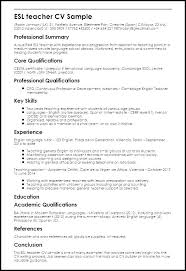 Resume For Teachers Job Application In India Teaching With No Experience Sample Of Resumes Teacher