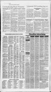 Ky Revenue Cabinet Unclaimed Money by Courier Journal From Louisville Kentucky On August 23 1990 Page 11