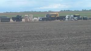 Dawson Grain Coop - 2013 Construction
