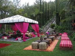 Sweet Sixteen Backyard Party Ideas 16th Moroccan