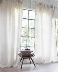 vorhang leinenoptik creme leinen vorhänge vorhänge