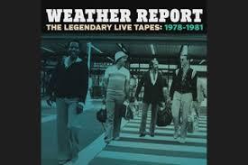 Weather Report TIDAL