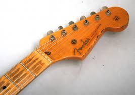 Fender Custom Shop 54 Stratocaster Heavy Relic Two Tone Sunburst