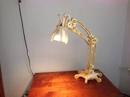 Laser Cut Lamp Plans by Woodpunk Led Desk Lamp 11 Steps With Pictures