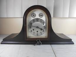 Movado Mini Desk Clock by Antique Clocks Antique Price Guide