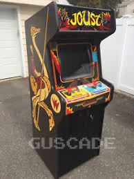 Image Is Loading NEW Joust Williams Classic Arcade Machine Multi Multicade