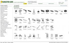 Design Envy McMaster Carr Catalog
