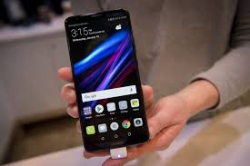 Verizon Drops Plan to Sell Phones From China s Huawei Sources Say