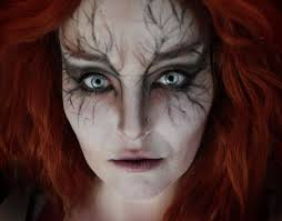 Scary Characters For Halloween by 35 Pretty Halloween Makeup Inspirations Witch Makeup